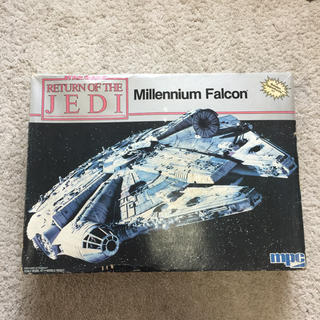 BANDAI - STARWARS return of the JEDI 宇宙船 プラモデル