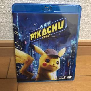 ポケモン(ポケモン)の名探偵ピカチュウ Blu-ray&DVDセット('19米)〈2枚組〉(外国映画)