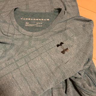 アンダーアーマー(UNDER ARMOUR)のアンダーアーマー UNDER ARMOUR(Tシャツ/カットソー(七分/長袖))