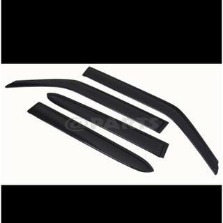 スズキ(スズキ)の純正型ドアバイザー■SUZUKI■イグニス FF21S ・ダブル固定取扱説明書付(車外アクセサリ)
