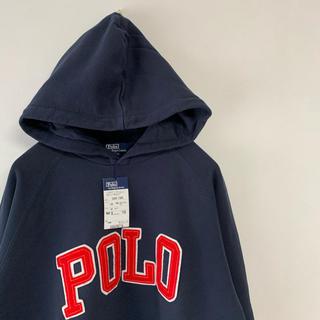 ラルフローレン(Ralph Lauren)の新品 POLO Ralph Lauren プルオーバー パーカー デカロゴ(パーカー)