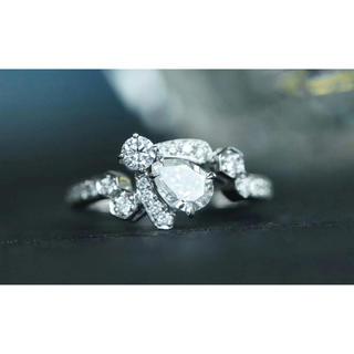 特価♡gia蜂モデル高級ダイヤモンド指輪(リング(指輪))