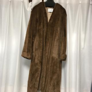 ビューティアンドユースユナイテッドアローズ(BEAUTY&YOUTH UNITED ARROWS)のファーコート(毛皮/ファーコート)