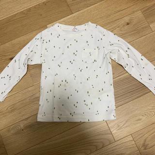サマンサモスモス(SM2)のSamansa Mos2 ロンT 100cm(Tシャツ/カットソー)