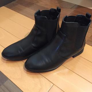 ユニクロ(UNIQLO)のショートブーツ(ブーツ)