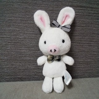 キスマイフットツー(Kis-My-Ft2)の美男ですねブタウサギ携帯マスコット(キーホルダー)