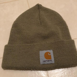 カーハート(carhartt)のcarhartt カーハート ニット帽 (ニット帽/ビーニー)