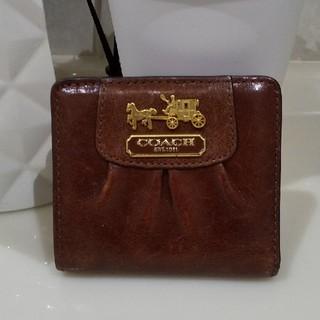 コーチ(COACH)のCOACH 2つ折り財布(折り財布)
