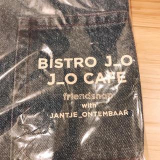 SMAP - 未開封*エプロン j_oカフェ J_O CAFE BISTRO J_O
