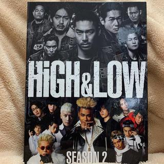 エグザイル トライブ(EXILE TRIBE)のHiGH&LOW SEASON2(TVドラマ)