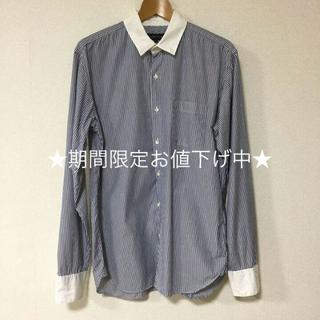 シップス(SHIPS)の【秋・冬物SALE中♡】SHIPS クレリックシャツ(シャツ)