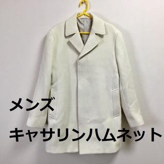 KATHARINE HAMNETT - お値下げ♥美品キャサリンハムネット コート BLサイズ