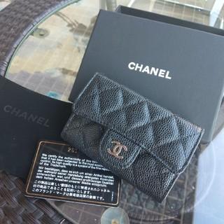 CHANEL - シャネルカードケース