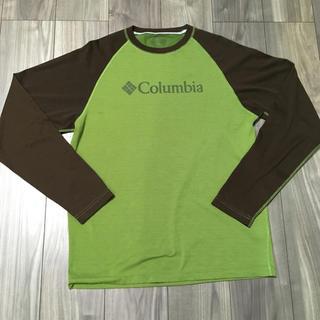 コロンビア(Columbia)のコロンビア  ラグラン  ロンT(Tシャツ/カットソー(七分/長袖))