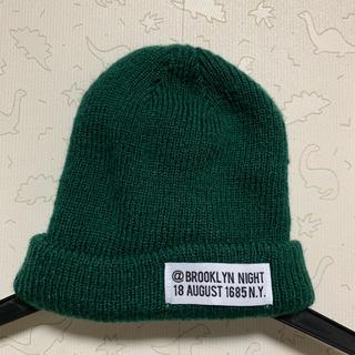 ローリーズファーム(LOWRYS FARM)のニット帽(ニット帽/ビーニー)