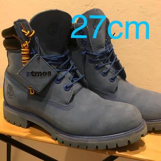 ティンバーランド(Timberland)のTimberland atmos 27cm 美品(ブーツ)