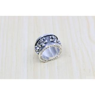 クロムハーツ(Chrome Hearts)のK164クロムハーツクロスリング(リング(指輪))