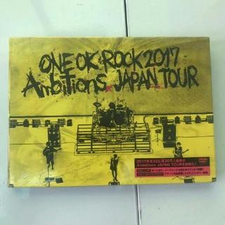 """ワンオクロック(ONE OK ROCK)のONE OK ROCK/ONE OK ROCK 2017""""Ambitions""""(ミュージック)"""