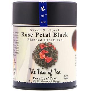 THE TAO OF TEA ローズオーガニック ハーブティー フレーバーティー(茶)