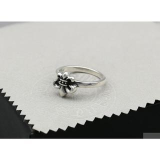 クロムハーツ(Chrome Hearts)のK166クロムハーツクロスリング(リング(指輪))