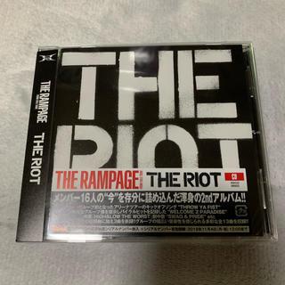 ザランページ(THE RAMPAGE)のTHE RAMPAGE アルバム(ミュージシャン)