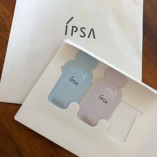 イプサ(IPSA)のIPSA コントロールベイス ブルー ピンク(コントロールカラー)
