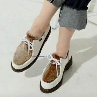 パラブーツ(Paraboot)のparaboot パラブーツ×UNITED ARROWS ミカエル 約24cm(ローファー/革靴)