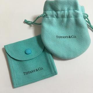 ティファニー(Tiffany & Co.)のティファニー 巾着 保存袋 2枚セット ✨(その他)