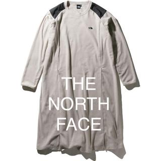 ザノースフェイス(THE NORTH FACE)のザ ノースフェイス マタニティ マイクロフリース  ワンピース 授乳口付(マタニティワンピース)