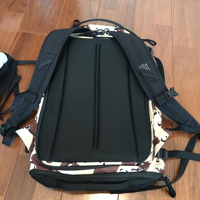 BEAMS(ビームス)のビームス グレゴリー ニューバランス トリプルコラボ リュック 迷彩 メンズのバッグ(バッグパック/リュック)の商品写真