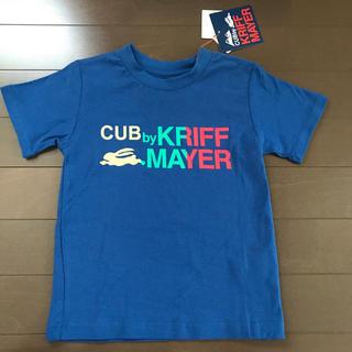 KRIFF MAYER - 新品★ KRIFF MAYER 半袖Tシャツ 100