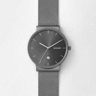 スカーゲン(SKAGEN)のSKAGEN スカーゲン  チタン&スチールメッシュウォッチ SKW6432(腕時計(アナログ))
