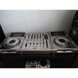Pioneer - CDJ2000nexus+DJM900nexus+RMX1000+speaker