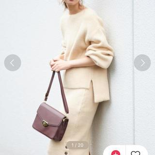 ナチュラルクチュール(natural couture)のnatural couture*ニットセットアップ(セット/コーデ)
