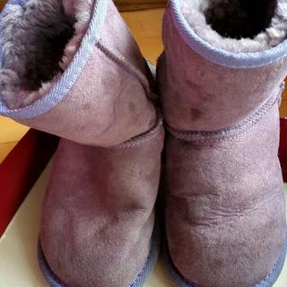 アグ(UGG)のUGG子供用ブーツ(ブーツ)