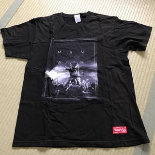 MAN WITH A MISSION - マンウィズ/man with a mission/カミカゼボーイ深淵Tシャツ