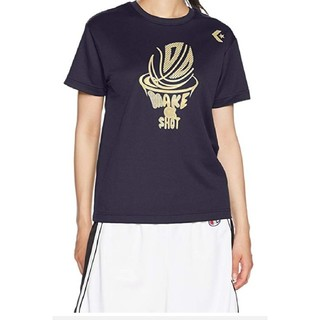 コンバース(CONVERSE)のCONVERSE バスケットボールウェア ウィメンズ プリントTシャツ(バスケットボール)