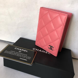 CHANEL - Xmas SALE  CHANEL  ICパスケース  世界完売