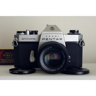 PENTAX - Asahi Pentax SPⅡ+SMC TKM 1.8/55 美品・試写済