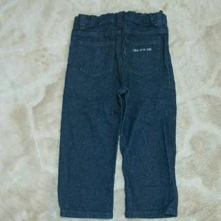 コムサイズム(COMME CA ISM)のコムサイズム ズボン デニム 90(パンツ/スパッツ)