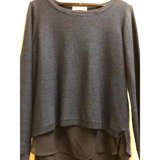 グリーンレーベルリラクシング(green label relaxing)のユナイテッドアローズ美品 セーター(ニット/セーター)