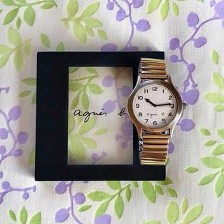 アニエスベー(agnes b.)のそうママ  様  😊 アニエス  ㉟ 腕時計・稼動品✨(腕時計)