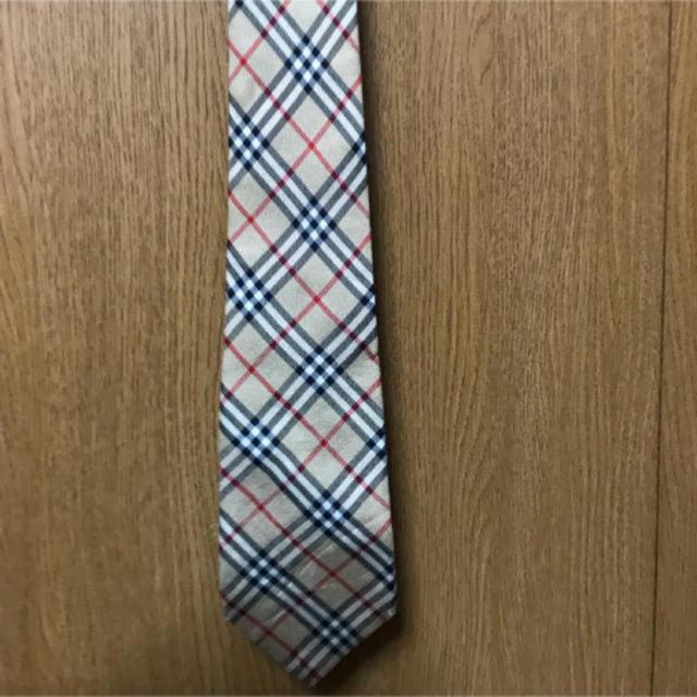 BURBERRY - Burberry ネクタイ 大幅値下げの通販 by てんてん
