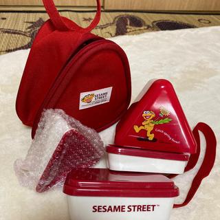 セサミストリート(SESAME STREET)のセサミストリート お弁当箱 ランチボックス(弁当用品)