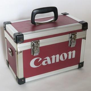 Canon - Canon アルミケース (中古,送料込)