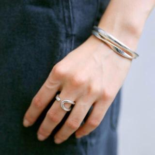 ジーナシス(JEANASIS)のシルバーリング シルバー925 (リング(指輪))
