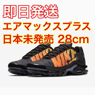 ナイキ(NIKE)のNIKE AIR MAX PLUS TN SE 28cm(スニーカー)