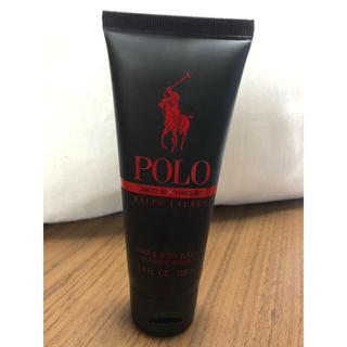 ポロラルフローレン(POLO RALPH LAUREN)の【新品】Polo RED EXTREME ヘア&ボディウォッシュ(香水(男性用))