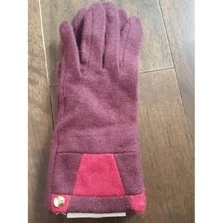 クロエ(Chloe)の正規品新品タグ付き★Chloe★カシミア入り手袋(手袋)