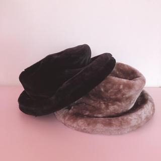 メリージェニー(merry jenny)のメリージェニー 帽子 二個セット 新品(ハット)